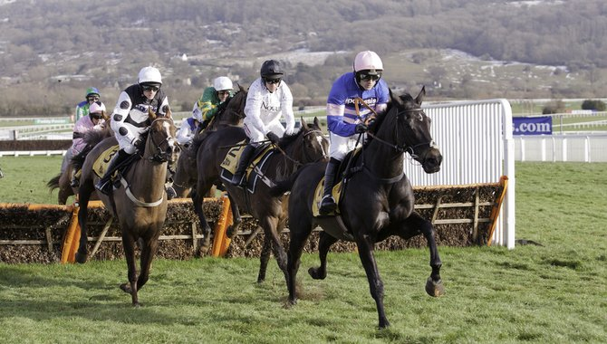 Scientific Games reports 50% increase in wagers for Cheltenham Festival